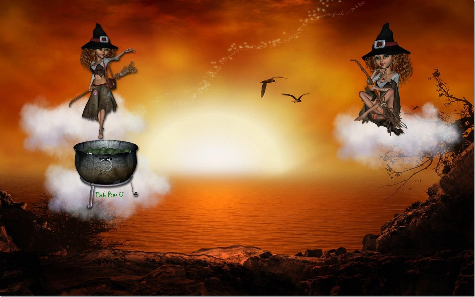 thème tuto halloween