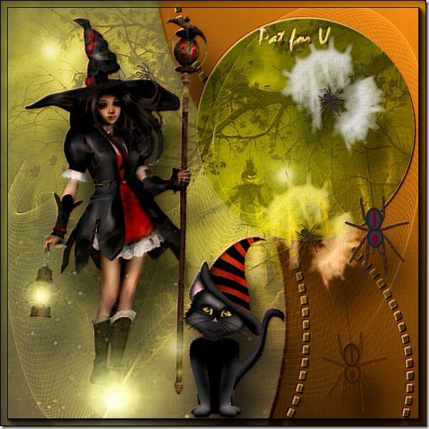 tuto nuit d'Halloween