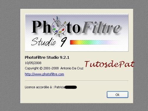 PHOTOFILTRE GRATUIT TÉLÉCHARGER 6.4.0